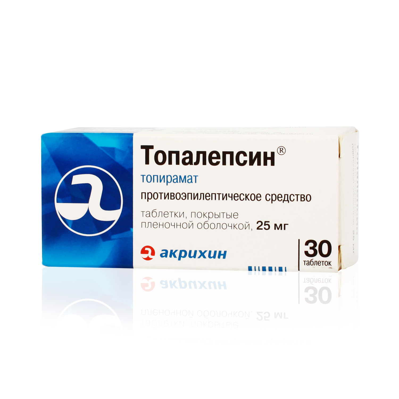 ТОПАЛЕПСИН, таблетки