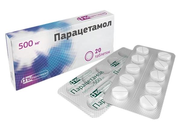 парацетамол инструкция по применению таблетки