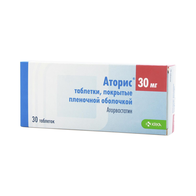 аторис 40 мг инструкция по применению цена