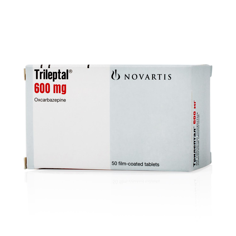 ТРИЛЕПТАЛ, таблетки