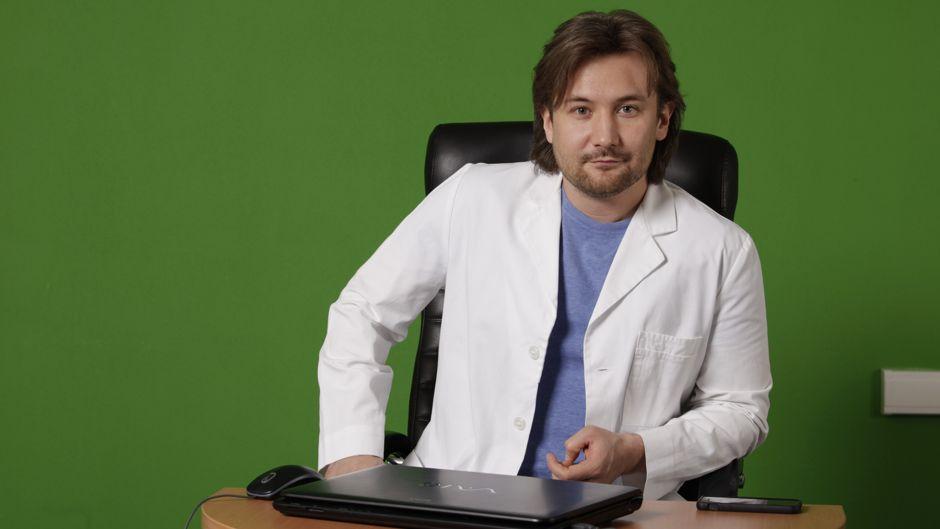 Фото на приеме в гинеколога на кресле — 2