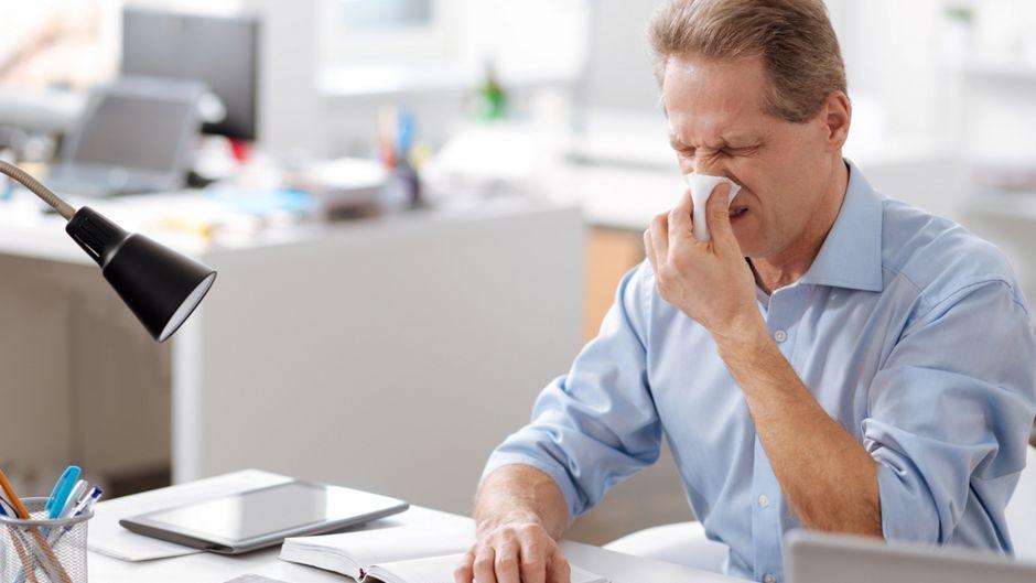 Как не заболеть гриппом в офисе thumbnail