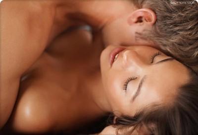 От частого занятия сексом увеличивается грудь