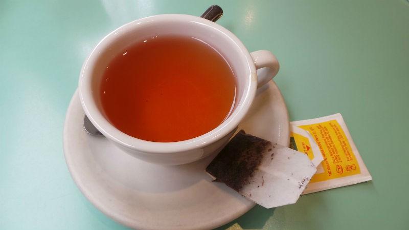 Почему вреден чай