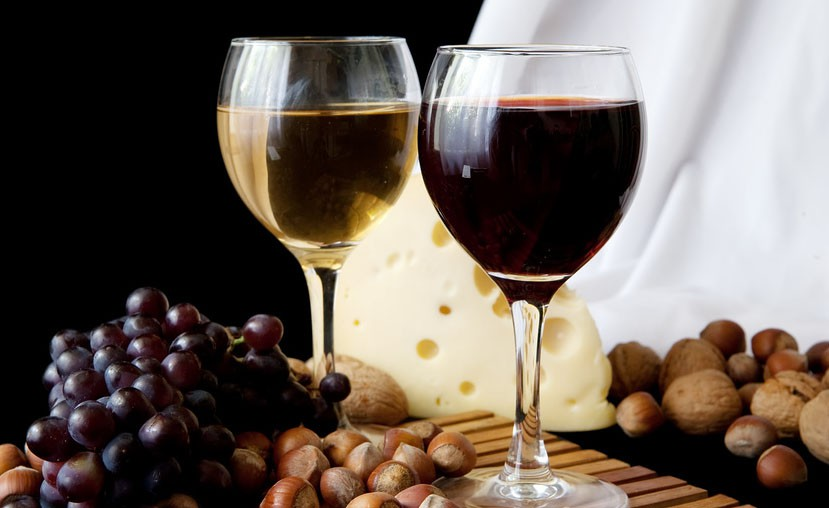 Вино на мужской оргазм