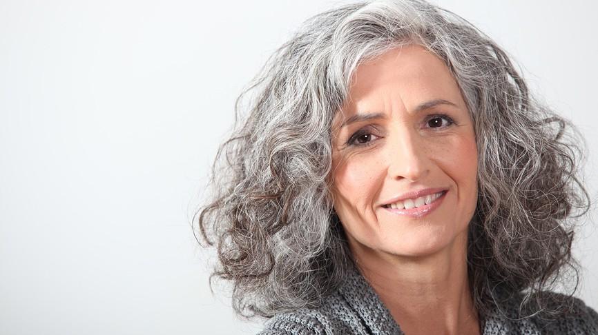 Чем можно остановить седину волос