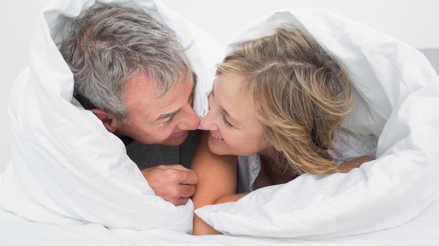 Сексуальное здоровье пожилых людей