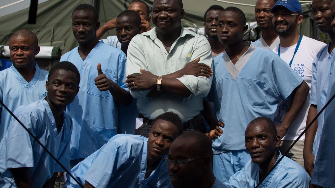 Секс в либерии