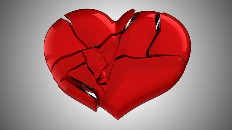 Как вылечить разбитое сердце? - новости на Здоровье Mail.Ru