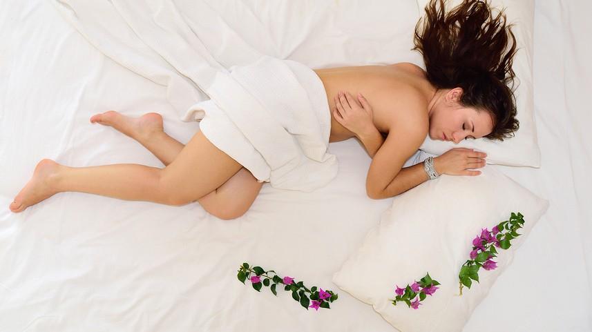 Оргазм женщин во сне