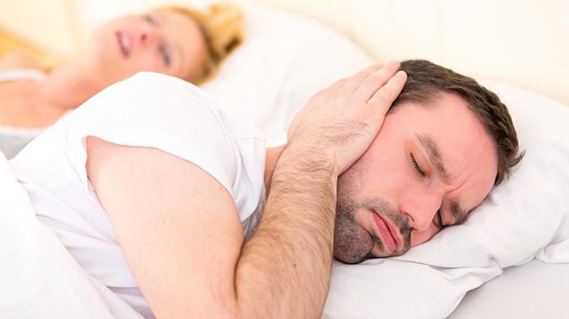 2-х месячный ребенок храпит во сне