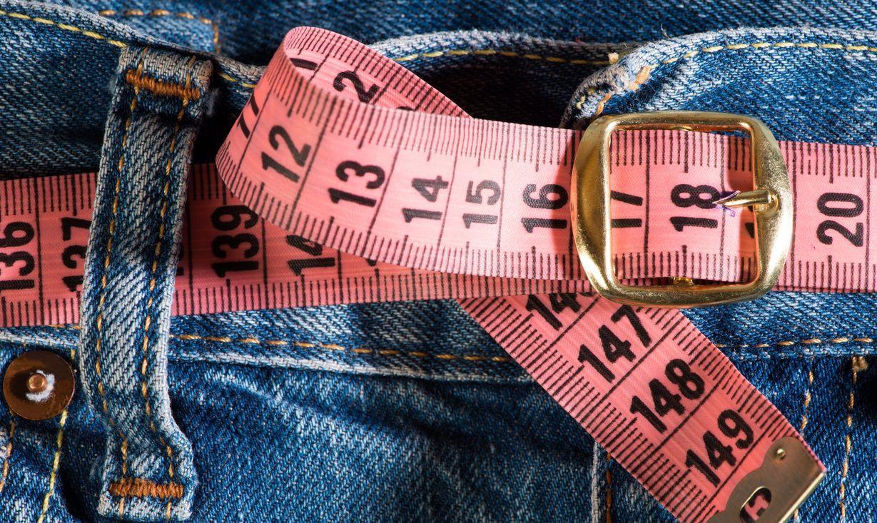 Как сделать чтоб джинсы не растягивались