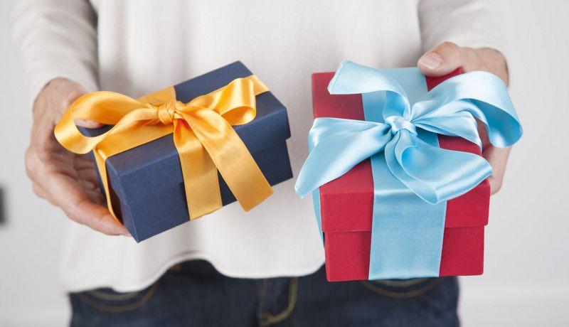 Опрос что получить в подарок 37