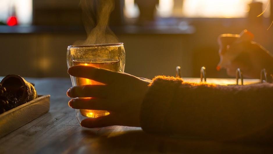 Ученые: горячий чай понижает  вероятность развития глаукомы