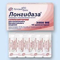 препарат лонгидаза инструкция