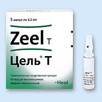 Zeel T таблетки инструкция - фото 10