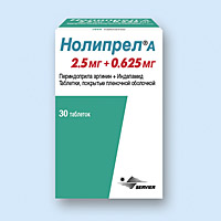 Новоприл лекарство инструкция