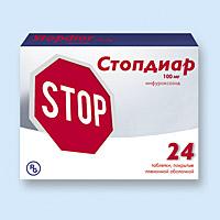 Стопдиар в таблетках инструкция по применению
