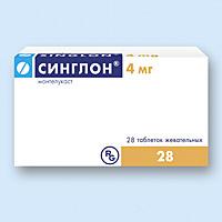 Лекарство синглон инструкция