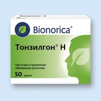 лекарство тонзилгон н инструкция по применению - фото 6