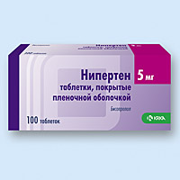 нипертен таблетки инструкция по применению цена