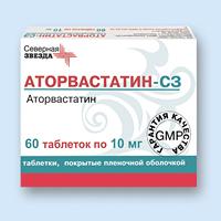 аторвастатин-сз инструкция по применению цена отзывы аналоги - фото 3
