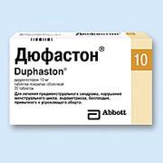 ДЮФАСТОН, таблетки