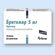БРИТОМАР, таблетки