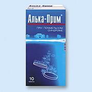 АЛЬКА-ПРИМ, таблетки