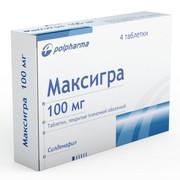 МАКСИГРА, таблетки