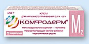 КОМФОДЕРМ М2, крем