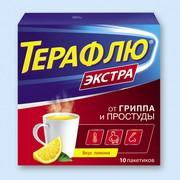 ТЕРАФЛЮ ЭКСТРА, порошок