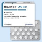 ЙОДБАЛАНС, таблетки