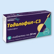 ТАДАЛАФИЛ-СЗ, таблетки