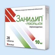 ЗАНИДИП-РЕКОРДАТИ, таблетки