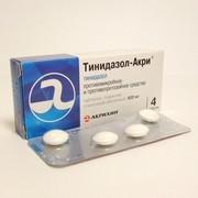 ТИНИДАЗОЛ, таблетки