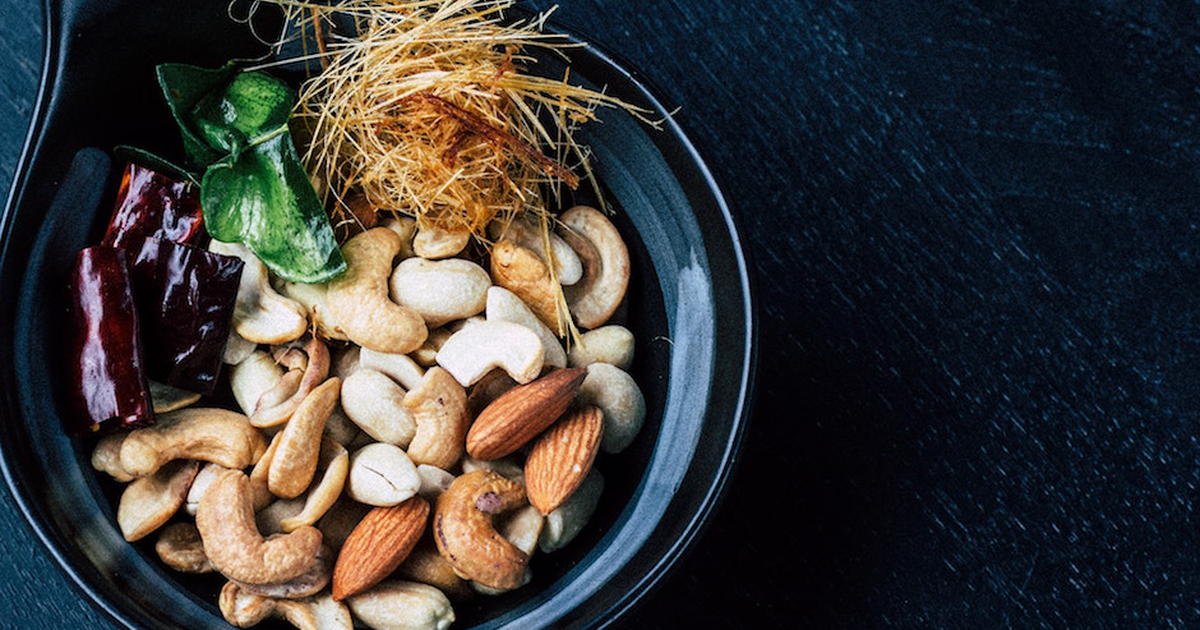 орехи в диете 5